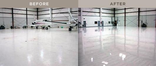 MillionAir Hangar