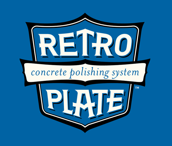 Retro Plate Concrete Polishing System